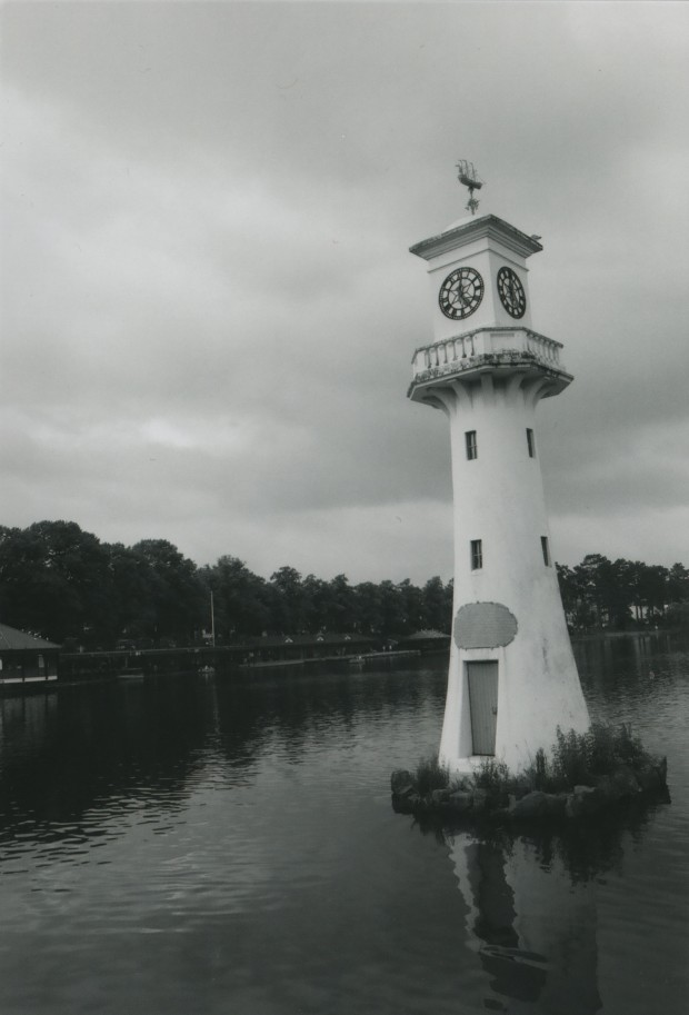 Roath Park Lighthouse FP4 ISO 125