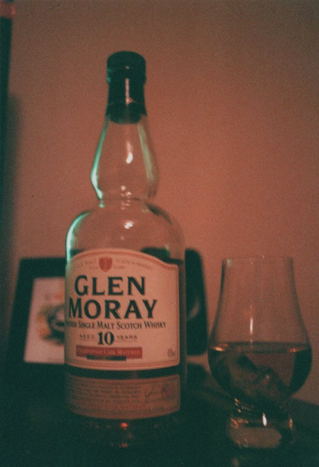 Glen Moray Truprint ISO 400 (exp 2004)
