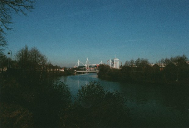 River & Stadium Truprint ISO 400 (exp 2004)