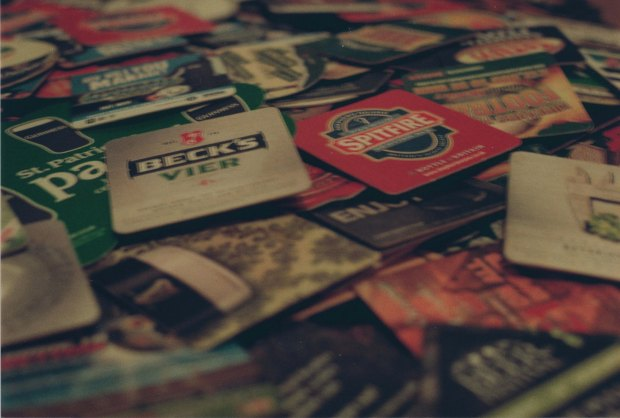 Beer Mats 2 Kodak Colorplus 200, f2