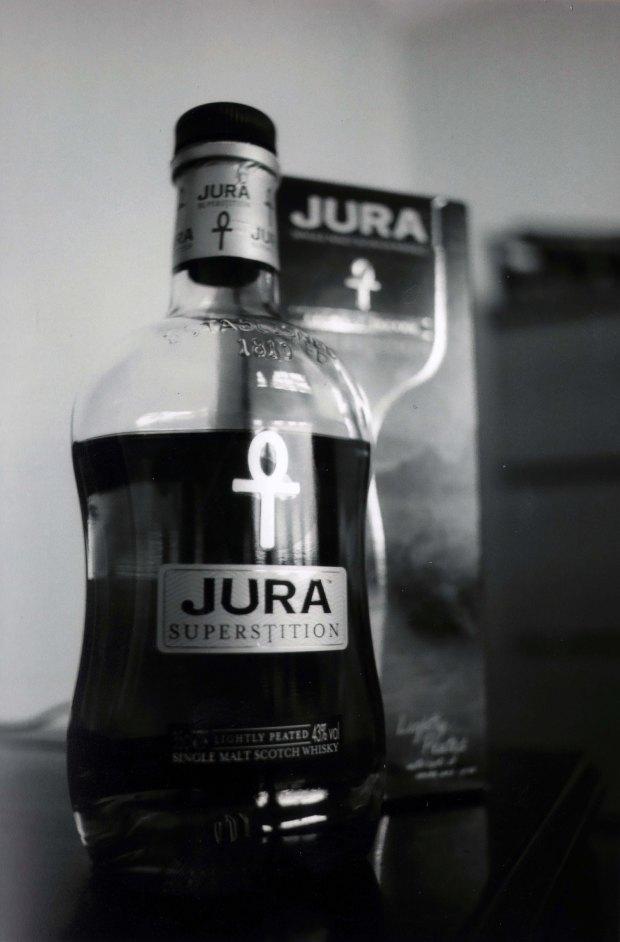 Jura Ilford FP4 125 f2