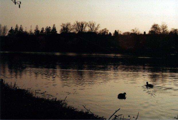 Lake 50mm Kodak Colorplus f16 1000th sec