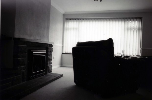 Living Room Ilford FP4 125 f2