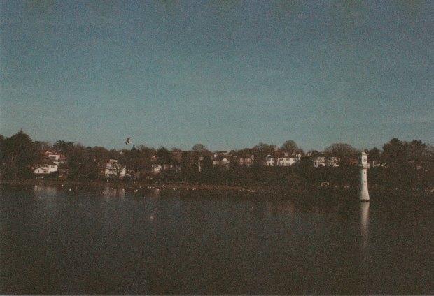 Roath Lake 28mm Fujicolor Super HG 1600 f22 500th sec