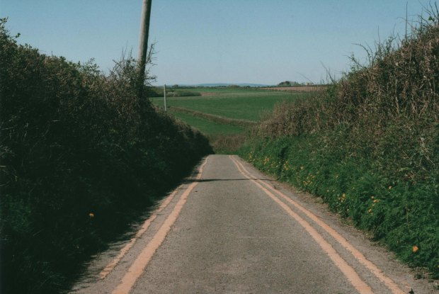 Country Lane Agfa Vistaplus 200 f16 500th sec