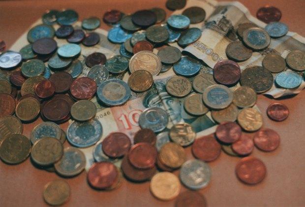 European Coins Agfa Vistaplus 200 f2