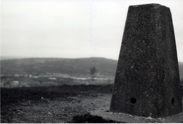Mountaintop Monument 50mm Fomapan Classic 100 f2