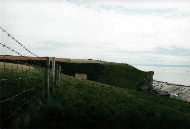 Cliff Fence Agfa Vista Plus f8 1000th