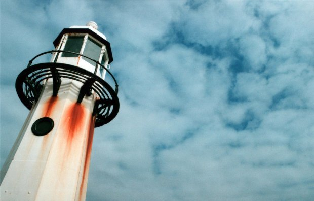 Lighthouse Agfa Vista Plus f16 500th