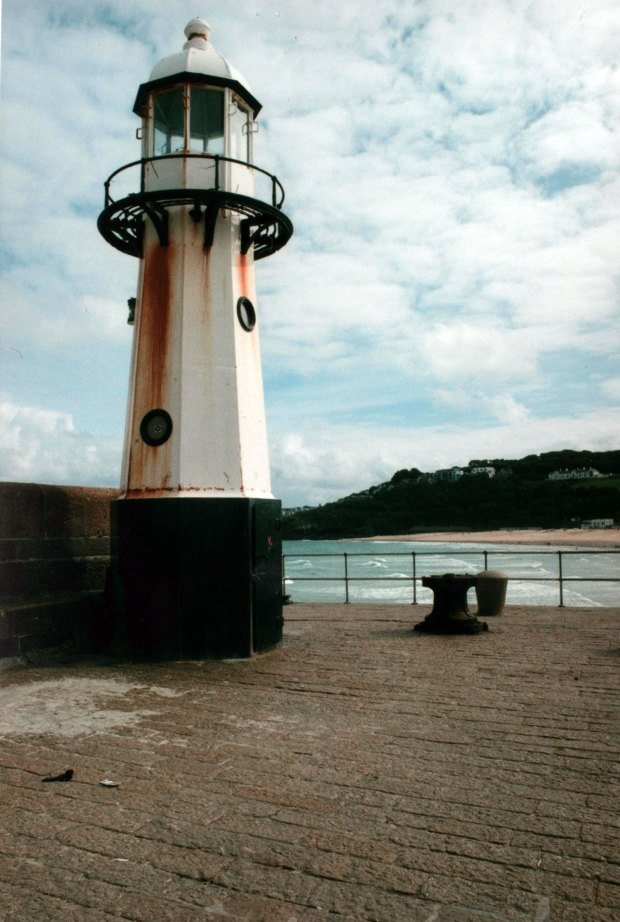 Lighthouse Agfa Vista Plus f22 250th