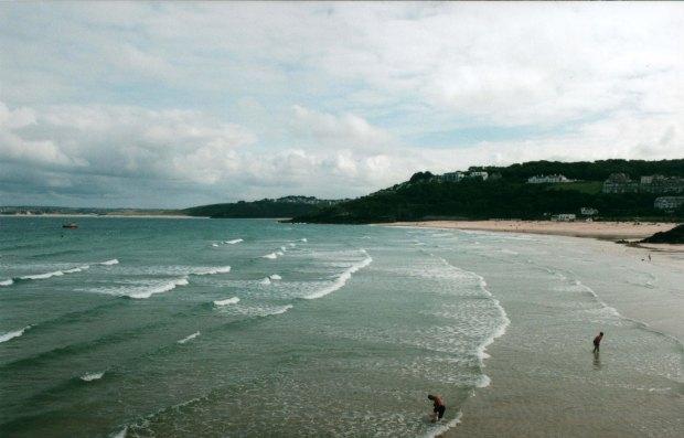 Beach Agfa Vista Plus f11 500th