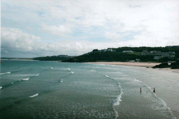 Beach Agfa Vista Plus