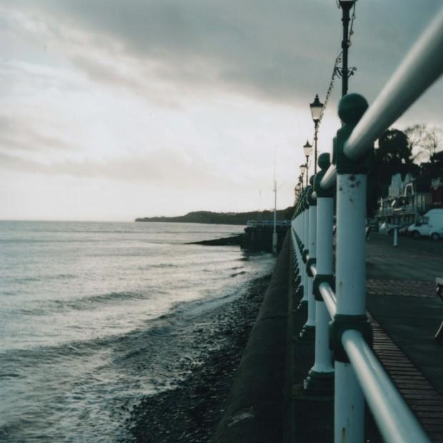 Sea Wall 80mm f8 125th sec